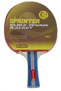 Ракетка для игры в настольный тенис Sprinter S-075
