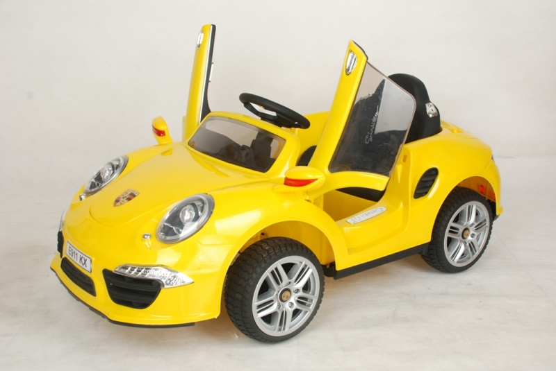 электромобиль Porsche MH999