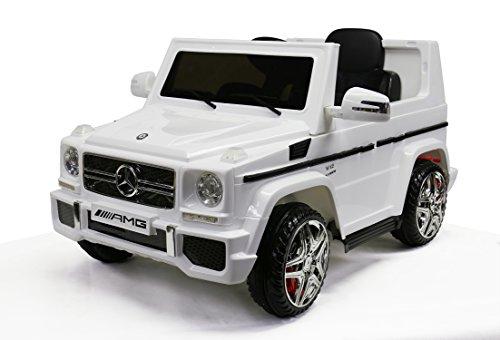 Электромобиль Mercedes-Benz г65/лс-528