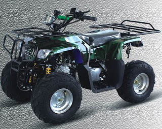 Квадроцикл ZL-ATV50-1E
