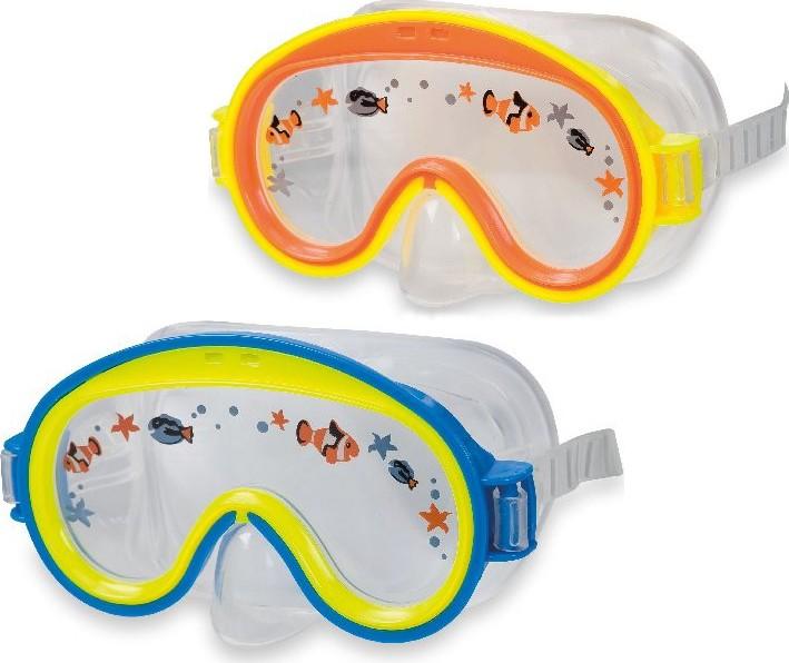 Детская маска для плавания Intex 55911