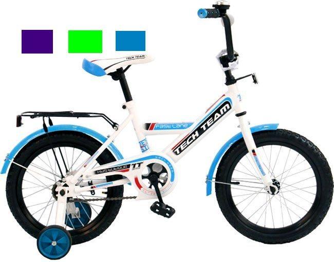 Велосипед двух-колёсный 12 12138 (4цв. Белый, голубой, салатовый, фиолет