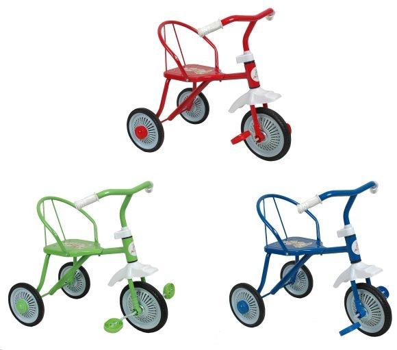 Велосипед детский трехколесный - Муравей, в ассорт.