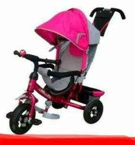 Велосипед детский трехколесный HLF-5588A