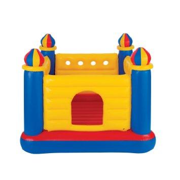 48259 Надувной игровой центр-батут Замок Intex