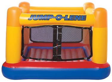 """48260 Игровой центр-батут 174х174х112см """"Jump-O-Lene"""" до 54кг, 3-6 лет"""