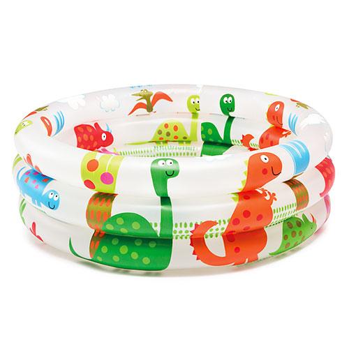 57106 Детский бассейн Динозавры INTEX
