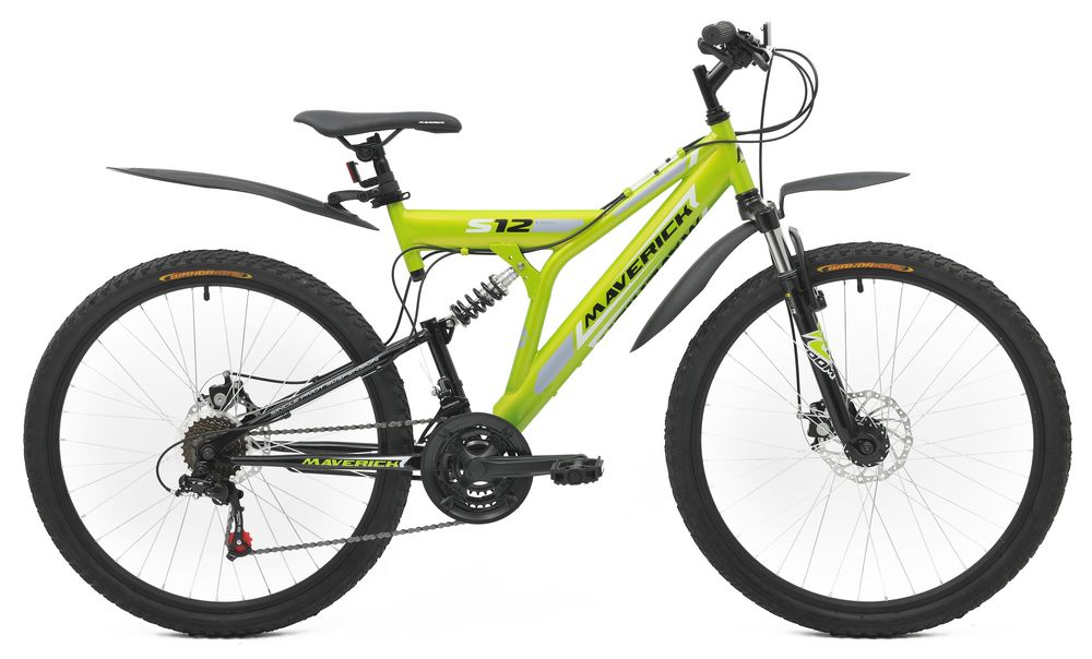 "Велосипед Maverick S12 Disk 26"""