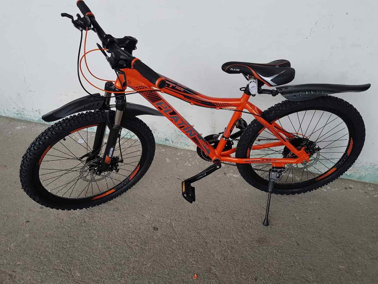 24'' Platin A241 велосипед алюм 21-скор диск