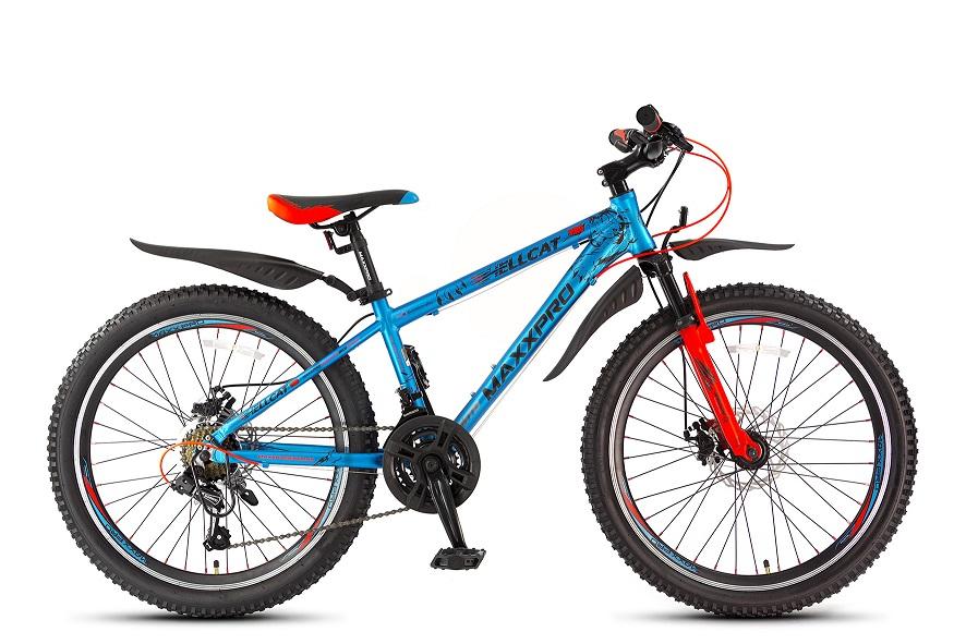 Велосипед MAXXPRO HELLCAT 24 PRO