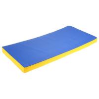 Мат №6 (100*200*10) сине/желтый зелено/желтый 12035
