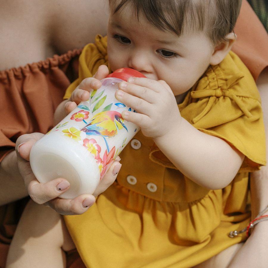 Стерилизация детских бутылочек для кормления