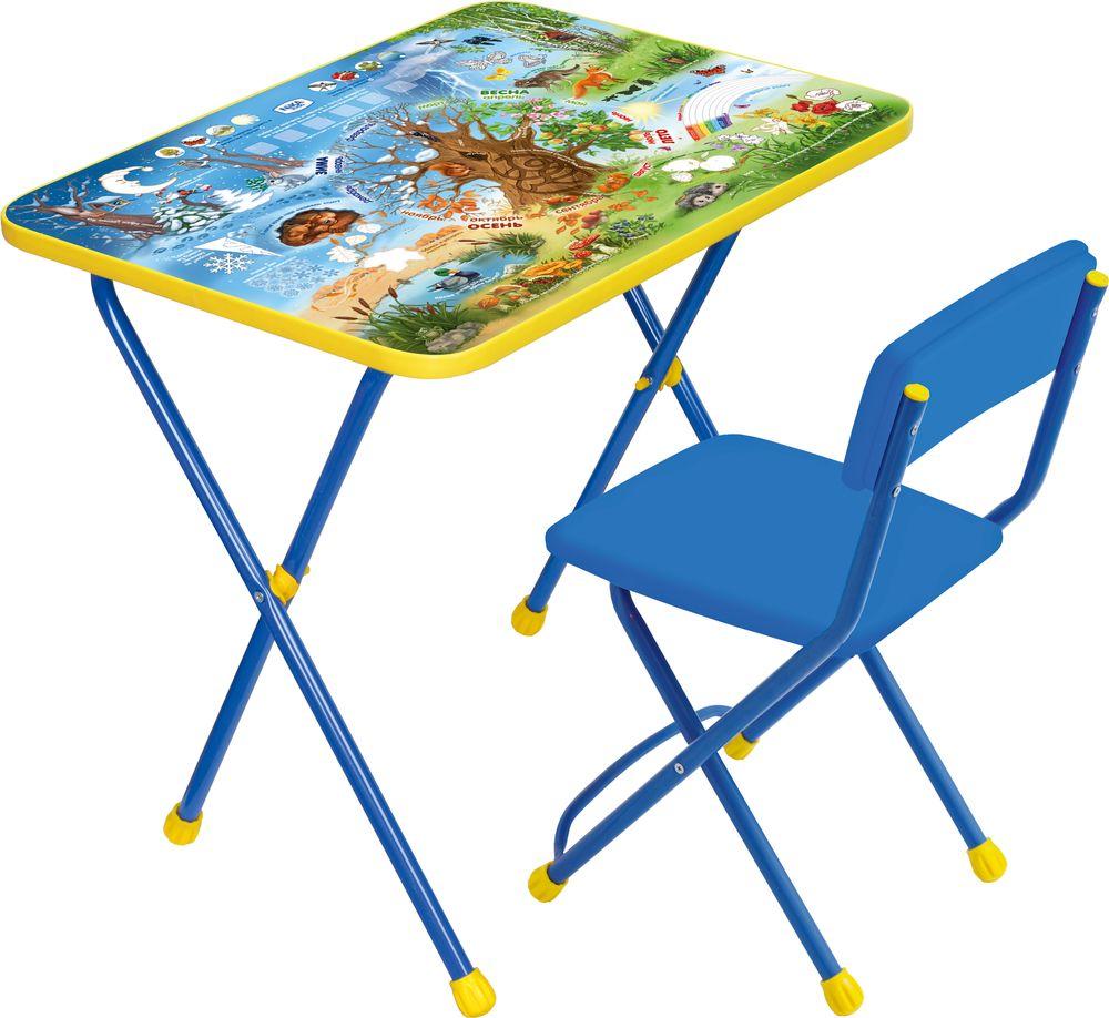 """Комплект детской мебели """"Познайка. Хочу все знать"""", стул мягкий. Ника."""