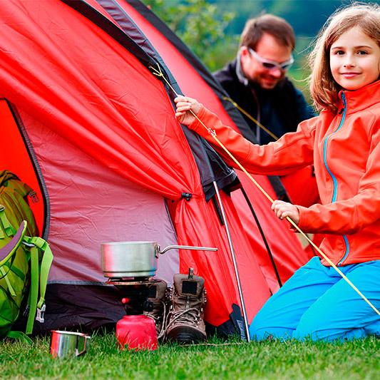 Как правильно выбрать палатку для путешествия?