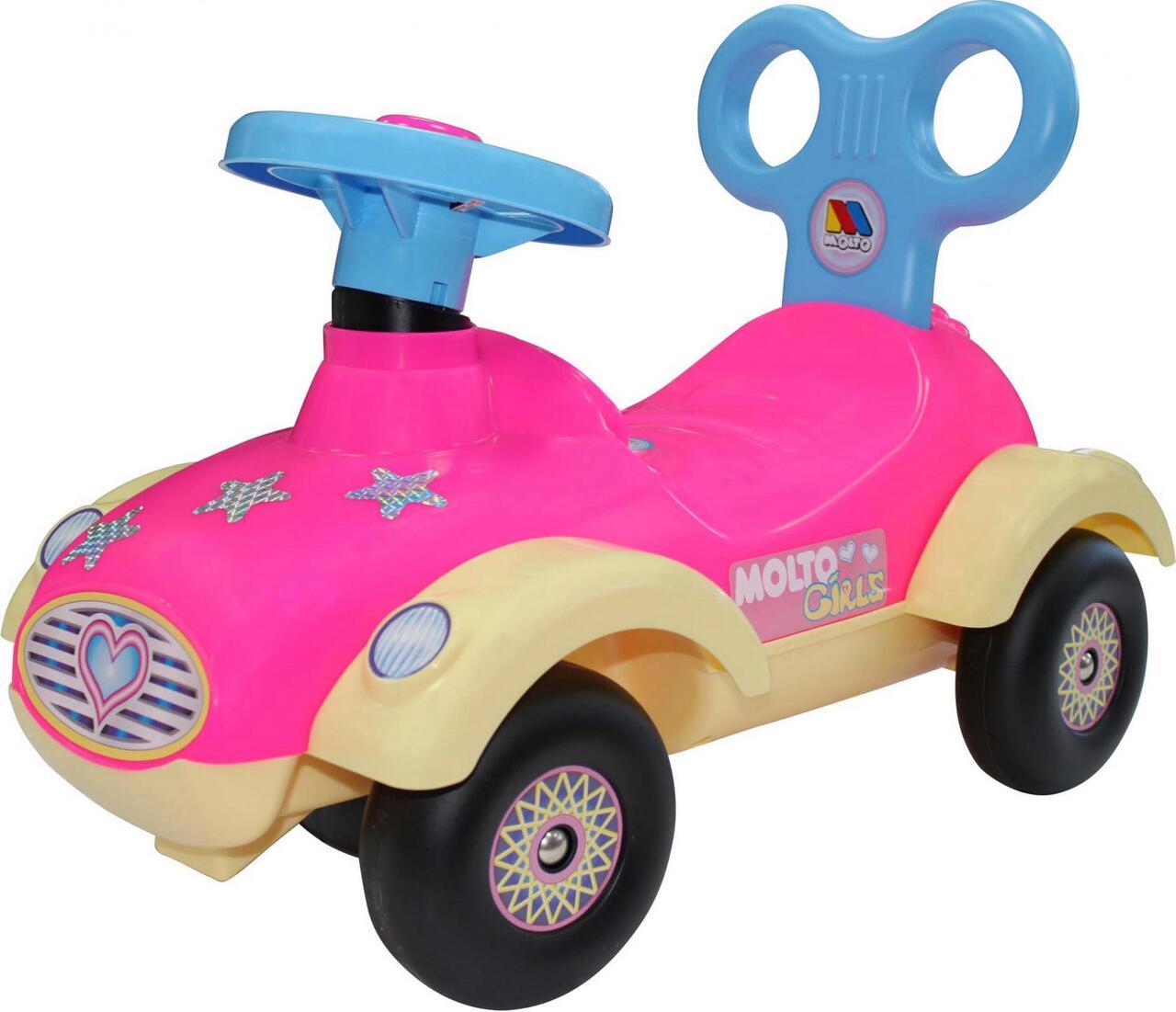 """Каталка-автомобиль для девочек """"Сабрина"""" №2"""