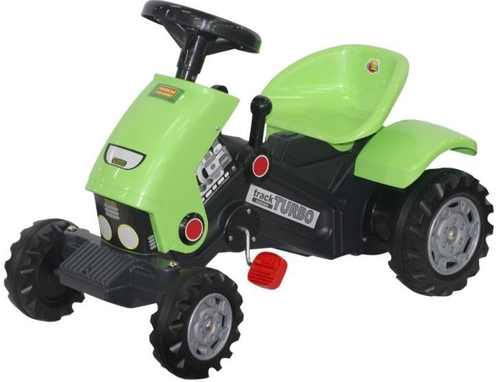 """Каталка-трактор с педалями """"Turbo-2"""""""