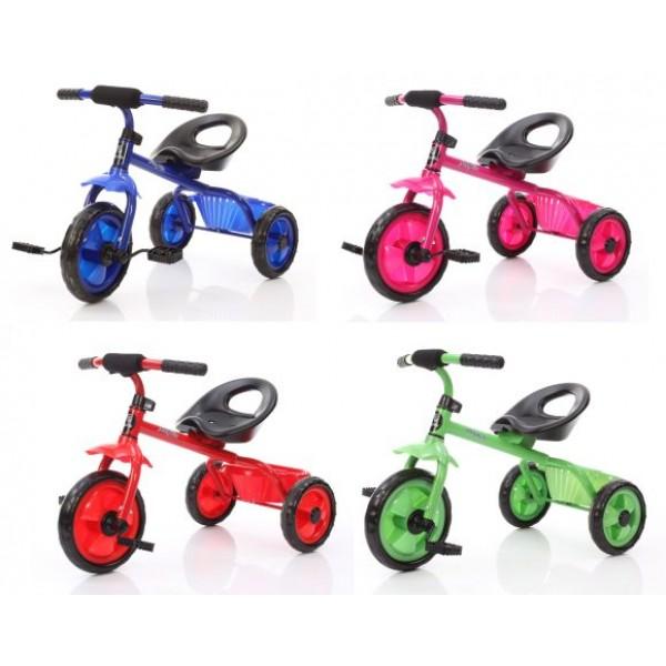 Велосипед трехколёсный moby kids пони 64621