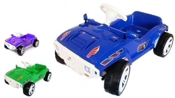 Педальная машина Орион 792