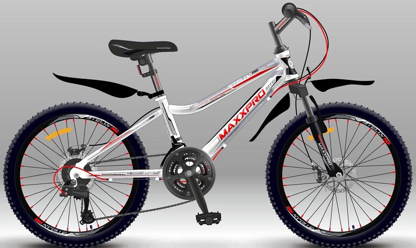 """Велосипед спортивный MaxPro STEELY 20 PRO (Хардтейлы 20"""")"""