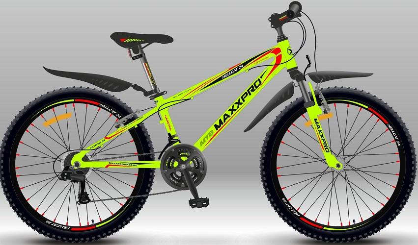 Велосипед Хардтейл MaxPro HELLCAT 24
