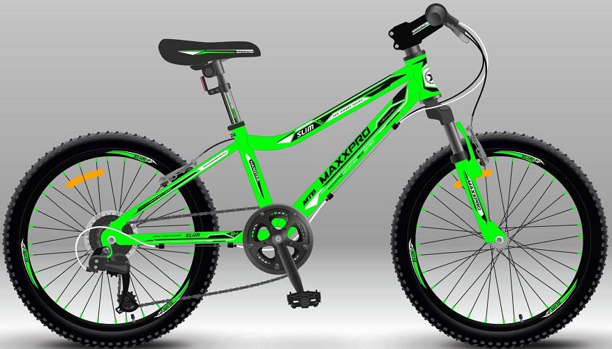 """Велосипед спортивный MaxPro SLIM 24 (Хардтейлы 24"""")"""