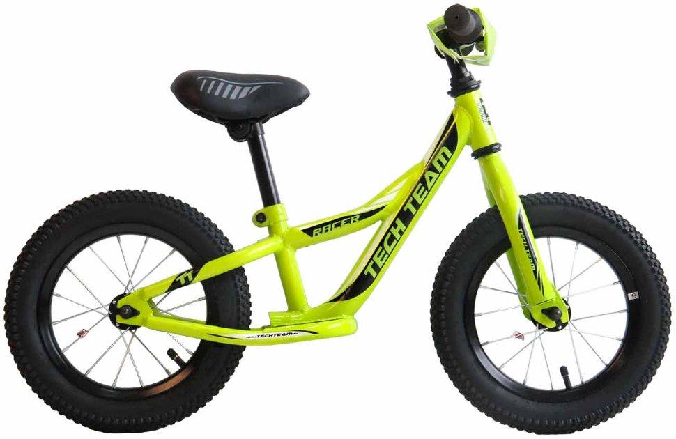 TECH TEAM БЕГОВЕЛЫ  Racer (зеленый)